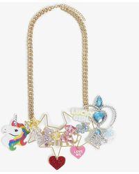 Comme des Garçons Toy Trinket Necklace - Metallic