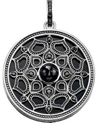 Thomas Sabo - Mandala Sterling Silver - Lyst