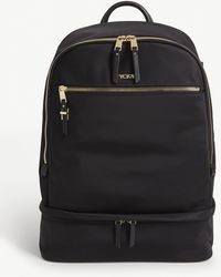 Tumi Brooklyn Voyage Nylon Backpack - Black