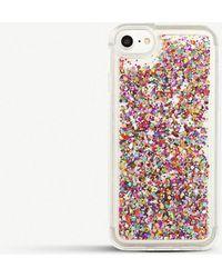 Skinnydip London - Fiesta Glitter Phone Case - Lyst