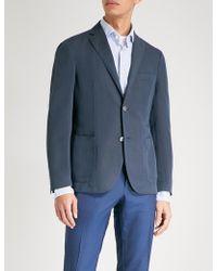 Slowear - Slim-fit Chino Jacket - Lyst