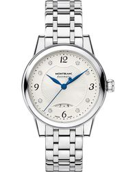 Montblanc - 111056 Boheme Stainless Steel Watch - Lyst