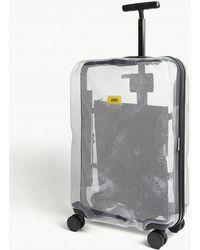 Crash Baggage - Share Transparent Medium Suitcase 68cm - Lyst