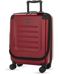 Victorinox Spectra 2.0 Dual Access Extra-capacity Carry-on - Red