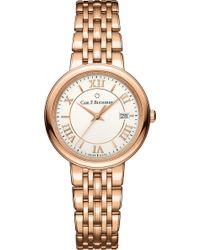 Carl F. Bucherer - 00.10312.03.15.21 Adamavi Rose-gold Sapphire Crystal Bracelet Watch - Lyst