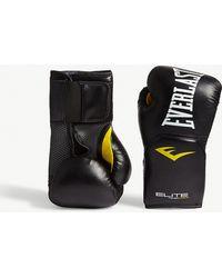 Everlast Lamyland Elite Pro Style Training Gloves 12oz - White