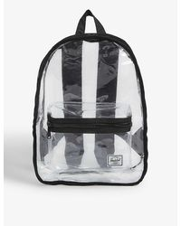 Herschel Supply Co. Clear Classic Backpack - Black