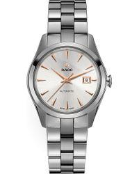 Rado - R32091113 Hyperchromestainless Steel And Ceramic Watch - Lyst