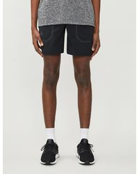 Under Armour Perpetual Stretch-shell Shorts - Black