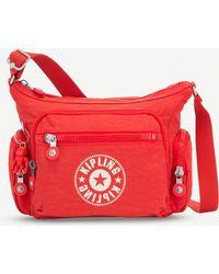 Kipling - Gabbie Water-repellent Cross-body Bag - Lyst