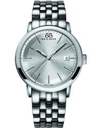88 Rue Du Rhone - 87wa130016 Stainless Steel Quartz Watch - Lyst