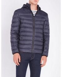 HUGO - Padded Shell-down Jacket - Lyst