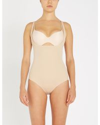 Wolford - Mat De Luxe Forming Stretch-jersey Body - Lyst