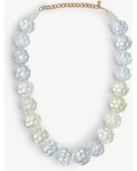 Stine Goya Pepper Beaded Glass Necklace - Multicolour