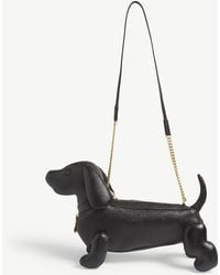 Thom Browne - Hector Leather Cross-body Bag - Lyst