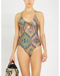 5d552ed5df59d Lyst - Women s Tigerlily Monokinis and one-piece swimsuits On Sale