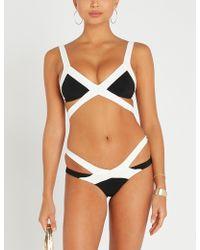 Agent Provocateur - Mazzy Bikini Top - Lyst