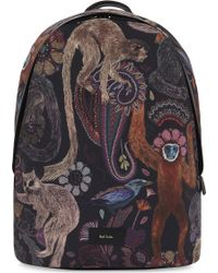 Paul Smith - Multicolor Monkey Backpack - Lyst