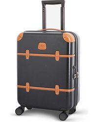 Bric's Bellagio Four-wheel Cabin Suitcase 55cm - Green