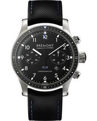 Bremont - 247 Boeing Stainless Steel Automatic Watch - Lyst