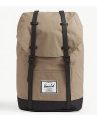 Herschel Supply Co. Retreat Canvas Backpack - Multicolor