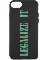 Palm Angels - Legalize It Iphone 7 Case - Lyst