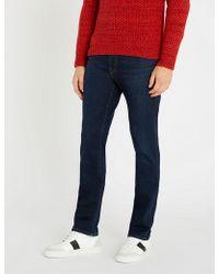 J Brand - Kane Straight-fit Jeans - Lyst