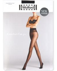 Wolford - Comfort Cut 40 Tights - Lyst