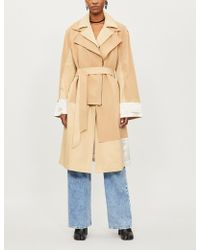 Koche Deconstructed Trench - Natural
