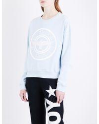 BOY London - Plastisol Cotton-jersey Sweatshirt - Lyst