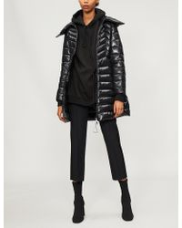 Moncler - Faucon Quilted Shell And Down-blend Coat - Lyst