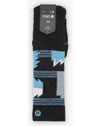 Stance Cadiz Stretch-woven Socks - Black