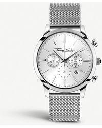 Thomas Sabo Rebel At Heart Stainless Steel Watch - Metallic