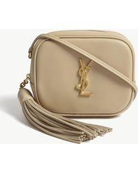 Saint Laurent | Toy Blogger Leather Cross-body Bag | Lyst
