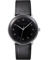 Junghans - 027/3400.00 Max Bill Stainless Steel Watch - Lyst