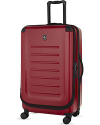 Victorinox Red Spectra 2.0 Expandable Four-wheel Suitcase