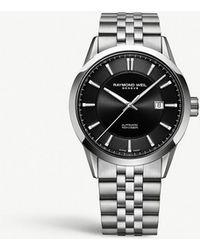 Raymond Weil - 2731-st2-0001 Freelancer Stainless Steel Watch - Lyst