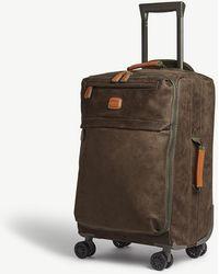Bric's Life Four Wheel Cabin Suitcase 55cm - Multicolour