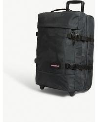 Eastpak Tranverz Camouflage Cabin Suitcase 51cm - Multicolour