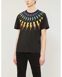 Neil Barrett Thunder Bolt T-shirt - Black