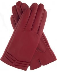 Dents | Layered Leather Gloves | Lyst