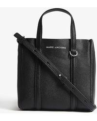 Marc Jacobs Tag Tote Bag - Black
