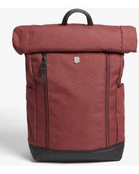 Victorinox Altmont Rolltop Backpack - Red
