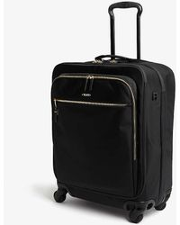 Tumi Tres Leger Continental Carry-on Suitcase 53cm - Black