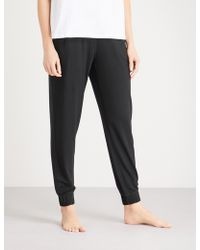The White Company - Classic Jersey Jogging Bottoms - Lyst