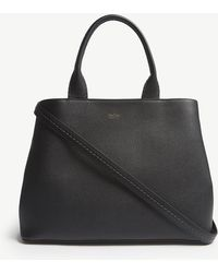 Max Mara - Gin 14 Grained Leather Tote - Lyst
