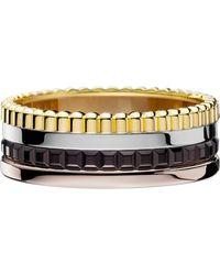 Boucheron Quatre Classique 18ct Yellow-gold - Metallic