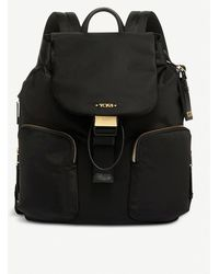 Tumi Rivas Nylon Backpack - Black