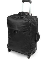 Lipault Four-wheel Trolley Suitcase 65cm - Black