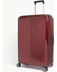 Samsonite Neopulse Four-wheel Suitcase 75cm